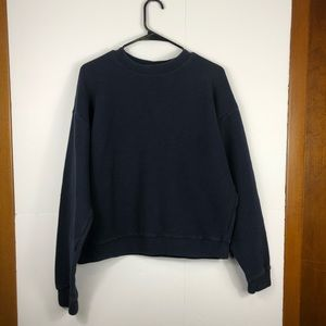American Apparel oversized ribbed sweater Sz S
